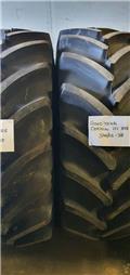 Good Year, Continental, Flera storlekar 650/65-42, 540/65-28, Tyres, wheels and rims
