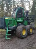 John Deere 1210 E, 2013, Forwarders