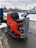Hako SCRUBBER DRYER HAKO B100 R / with battery and char, Scrubber dryers