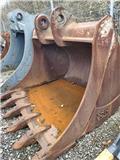 Other NSB Used bucket 2000mm for Hitachi ZX470, Tranšėjų kasimo technika