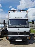 Mercedes-Benz 814, 1994, Ciężarówki typu Platforma / Skrzynia