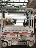 Haulotte Optimum  8, 2015, Scissor lifts