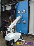Robby 600 Glasrobot, 2018, Wielladers