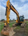 JCB JS 220 LC, 2009, Crawler Excavators
