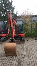 Eurocomach ES 35.0 ZT, 2012, Mini excavadoras < 7t