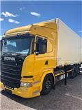 Scania G 450، 2015، شاحنات الحاويات