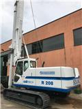 Soilmec R 208, 2001, Piling rigs
