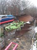 Dowdeswell plough, Arados reversibles