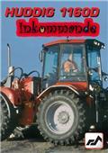 Huddig 1160D (INKOMMANDE), 2006, Traktorgravere