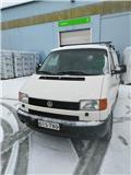 Volkswagen Transporter, 2000, Kaubikud