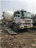 Nissan CWB459, Concrete/mortar mixers