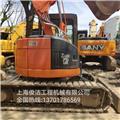 Hitachi ZX 75 UR, 2015, Mini excavators  7t - 12t