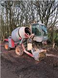 Ausa x 1100 RM, 2006, Concrete/mortar mixers
