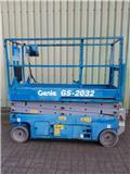 Genie GS 2032, 2008, Scheren-Arbeitsbühnen