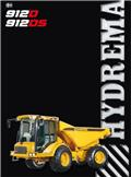 Hydrema 912 D, 2008, Dumpperit