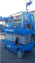 Dingli 1212, 2011, Scissor lifts