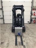 Linde E18PH, Electric Forklifts