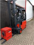 Linde E20P، 2013، شاحنات ذات رافعات شوكية تعمل بالكهرباء