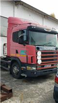 Scania 124, 2002, Autotractoare