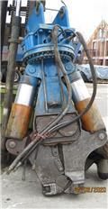 Krupp CC 1501, Klešče