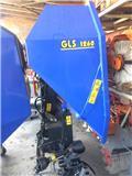 Iseki GLS 1260 H * Gras- Laubsauger * Bj. 2016 * nicht K, 2016, Traktorklippere