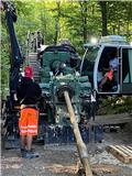 Prime Drilling PD 80 - 33, 2006, Macchina per perforazione orizzontale controllata