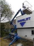 Ommelift 18.40 RXDJ, 2016, Articulated boom lifts