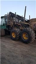Timberjack 1710B, 2002, Forwarders