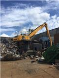 Liebherr LH 60 M, 2017, Waste / recycling & quarry spare parts