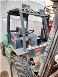 Ausa CH 200 X4, 2006, Truk lahan keras