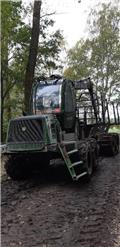 John Deere 1010 E, 2010, Forwarder