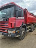 Scania 124 C 400, 1999, Dump Trucks