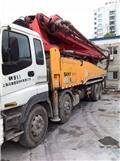 Isuzu 56M, 2010, Concrete pump trucks
