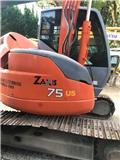 Hitachi ZX 75, 2014, Penggorek midi 7t - 12t