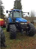New Holland TM 155, 2005, Tractors