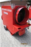 Biemmedue Zeltheizung Hallenheizung Jumbo 200 TC 220 KW Ölhe, 2012, Echipamente incalzire si dezghetare