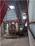 Hardi LHY Sprayer, Sprayer fertilizers