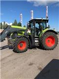 CLAAS Arion 650 Cmatic, 2013, Traktorji
