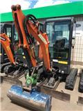 Doosan DX 19, 2018, Mini excavadoras < 7t