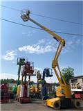 Haulotte HA 15 I, 2001, Articulated boom lifts