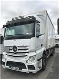MB Actros 2551 6x2*4, 2015, Container Frame trucks