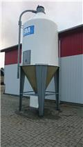 MB Silo fabrik 12 m3, 2002, Silo