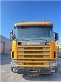Scania R 144 LB, 2000, Kranbilar