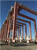 Konecranes RTG Cranes, 2006, Guindastes de porto