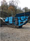 Terex Pegson XR400, 2008, Mobile crushers