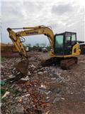 Komatsu PC70-8, 2012, Crawler excavators