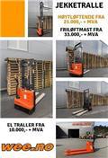 Attack ElektriskPWS10S-3000, 2018, Dieselmotviktstruckar