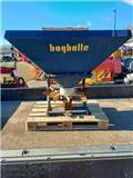 Bogballe B500, Manure spreaders