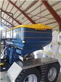 Bogballe M2W Plus, 2008, Mineral spreaders
