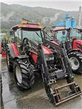 Case IH JX 100 U, 2004, Traktorer